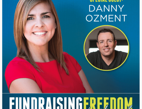 075: Why Non-Profits and Fundraisers Should Be Podcasting